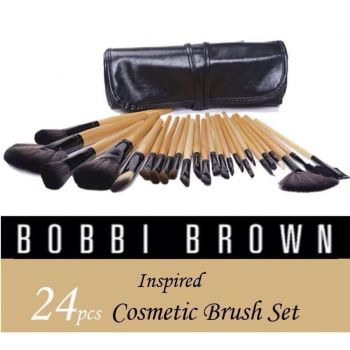 Bobbi Brown 24 Pcs Professional Brush Set
